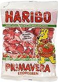 Haribo Primavera-Strawberries Gummi Candy / 200g / 7.1oz.