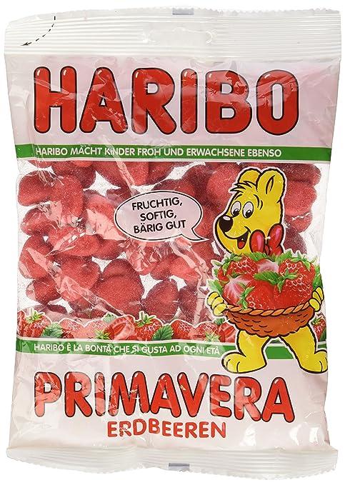 18 opinioni per Haribo Primavera Erdbeeren