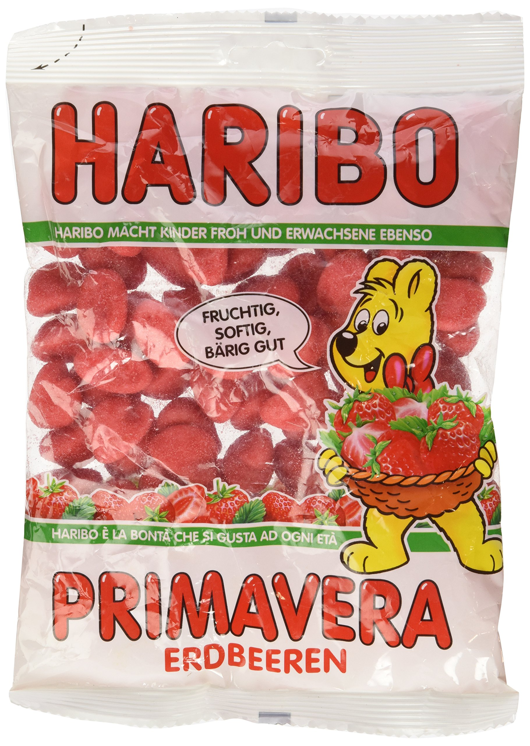 Amazon Com Haribo Susse Mause Sweet Mice Gummi Candy