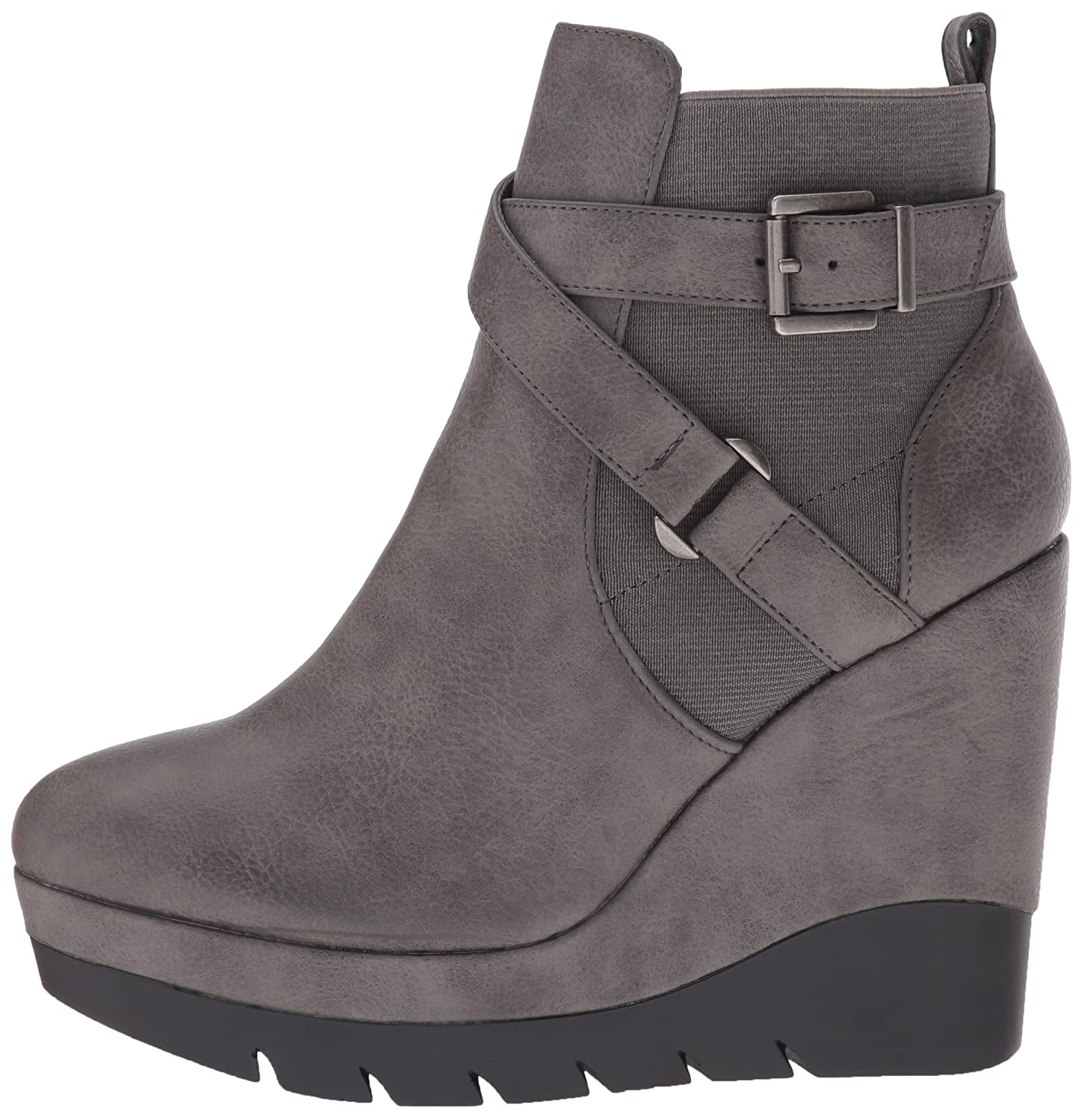 Sbicca Women's Freespirit Boot B(M) B01ESOXDWK 10 B(M) Boot US|Grey 18489b