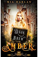 Amber: Deja Brew: A Paranormal Reverse Harem Romance (Jewels Cafe) Kindle Edition