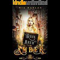 Amber: Deja Brew: A Paranormal Reverse Harem Romance (Jewels Cafe)