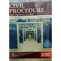 Civil Procedure with Limitation Act 1963 with New Chapter on Commercial Courts - Authoritarian Text Book on Civil Procedure Code - Latest Edition