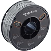 AmazonBasics Filament ABS pour imprimante 3D 1,75 mm, Gris, Bobine 1 kg
