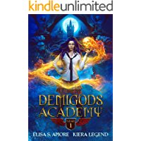 Demigods Academy - Year One (Young Adult Supernatural