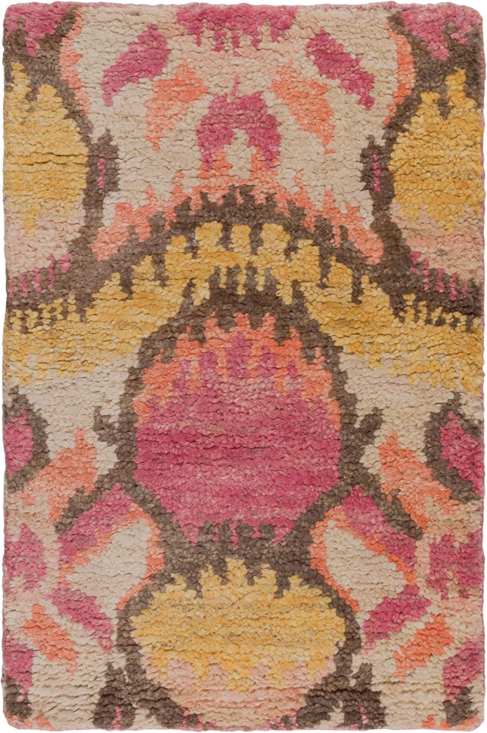 B00LTS13IK Surya Scarborough Hand Knotted Natural Fiber Accent Rug, 2-Feet by 3-Feet 91K9Kx2qVeL.SL1500_