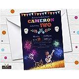 14 Coco Birthday Party Invitation - Coco Invitation Customized