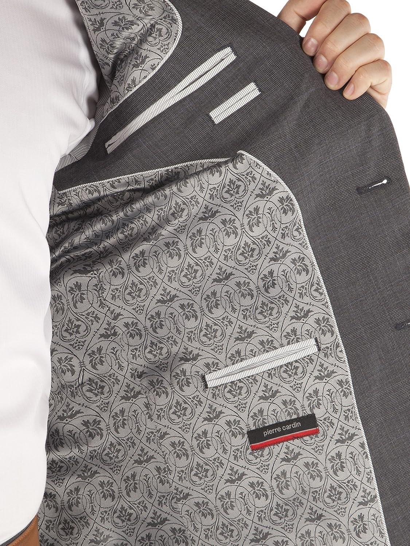 Suit Direct Pierre Cardin gris Príncipe de Gales Check ...