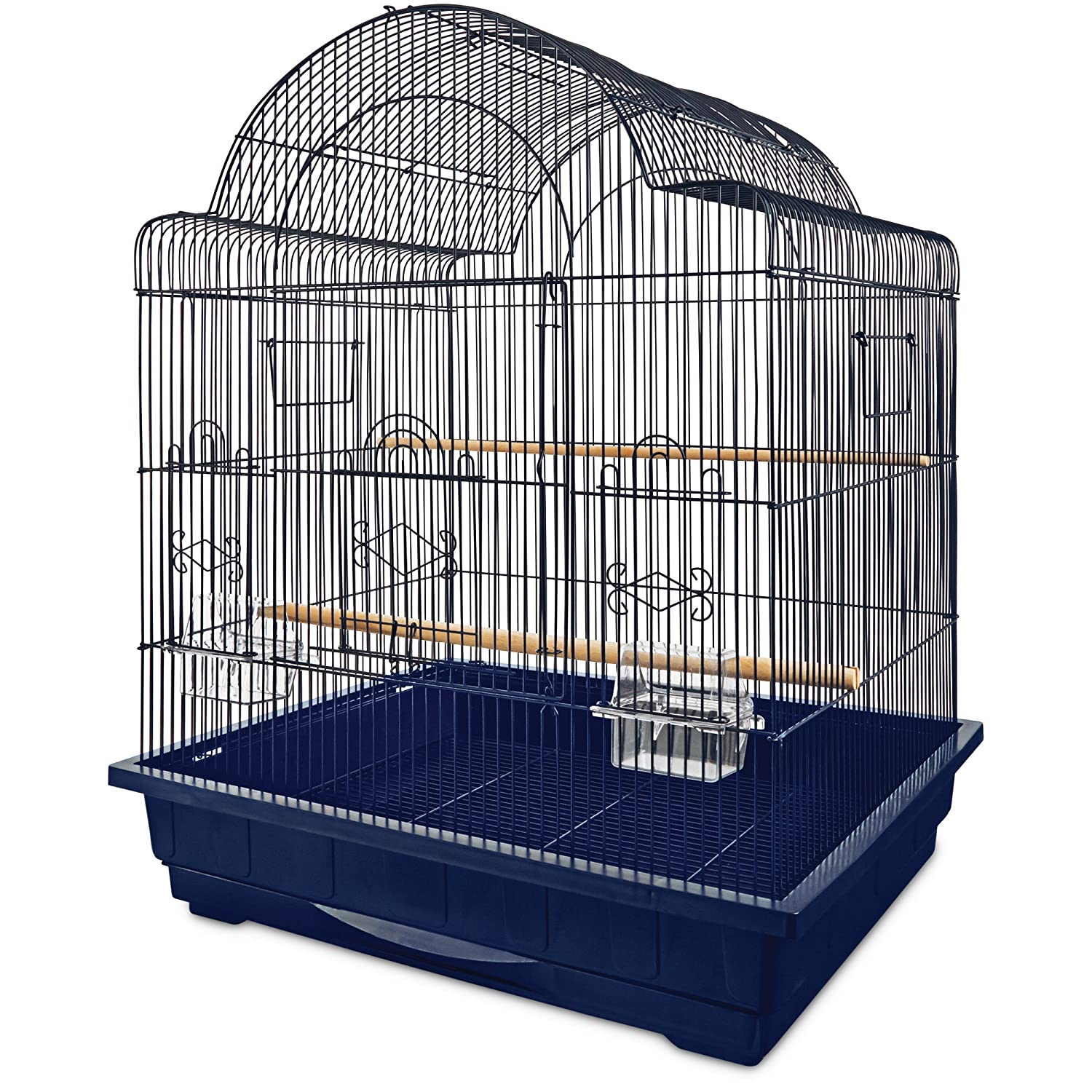 24.8 IN You & Me Parred Open Top Cage, 24.8 in