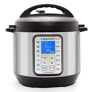 Amazon.com: Instant Pot Duo Plus 6Qt 9in1 ...