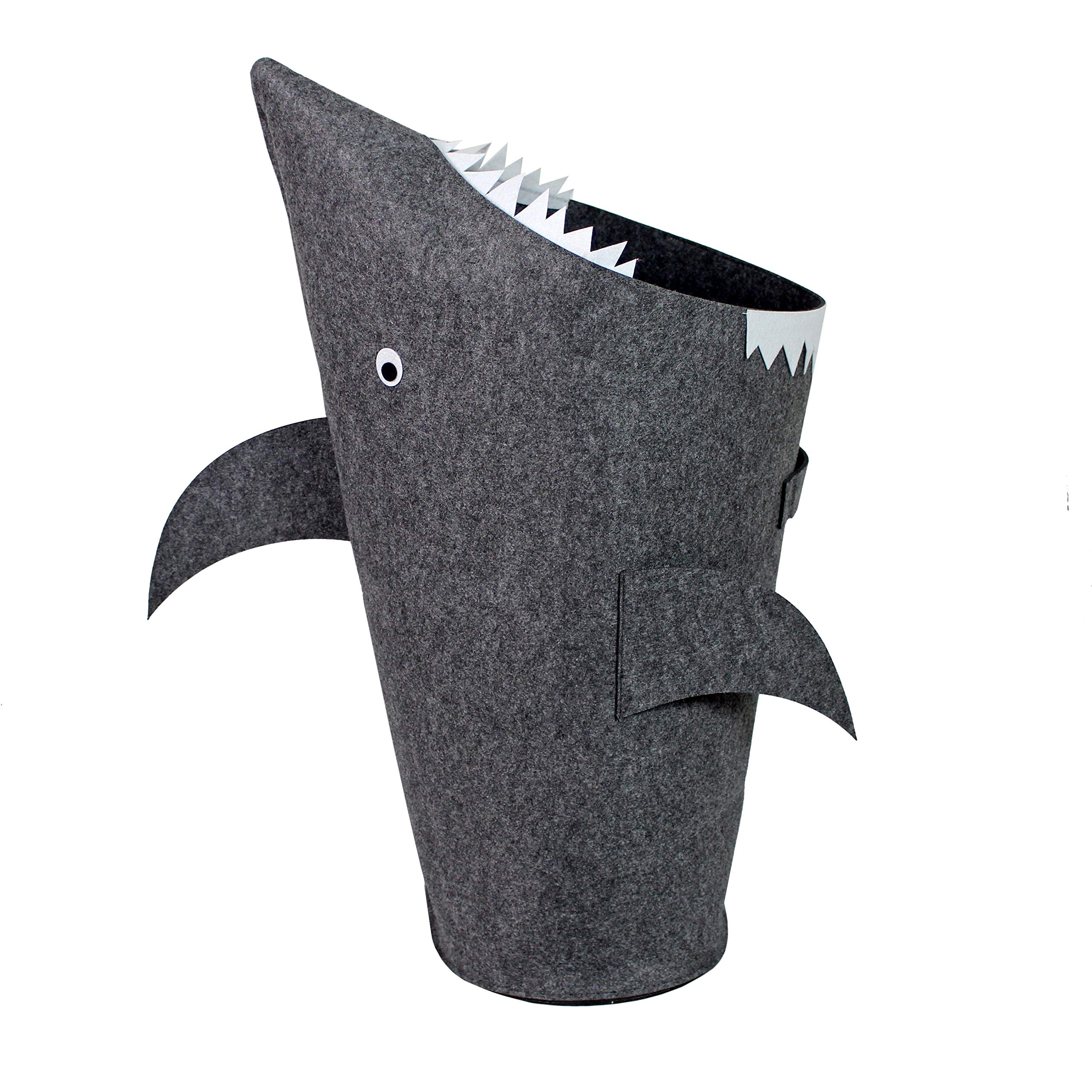 Bins and Things Shark Kids Laundry hamper