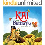 KAI the Butterfly: Teaching Kids About Environment and Ecology