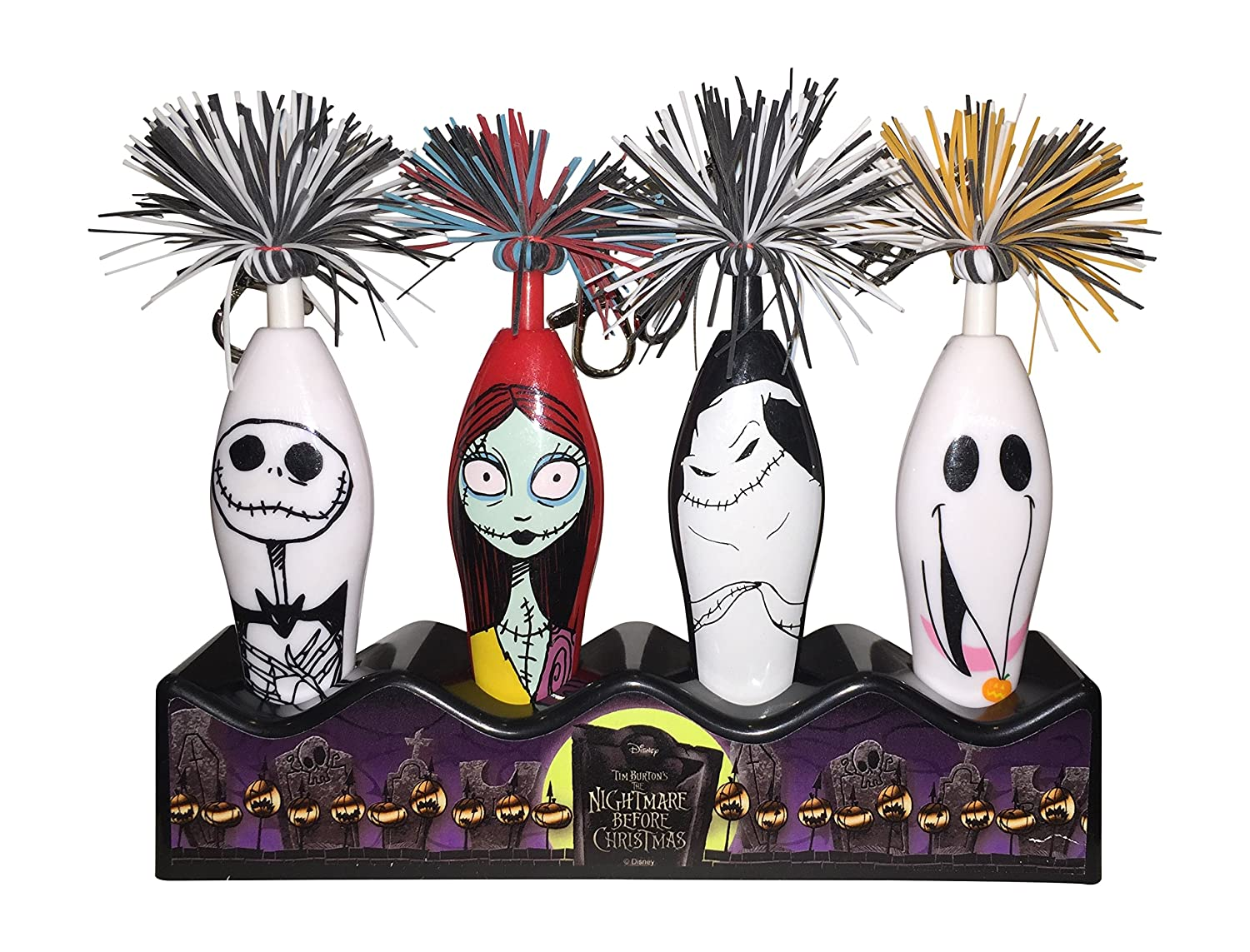 Amazon.com : Disney Limited Edition Nightmare Before Christmas Jack ...