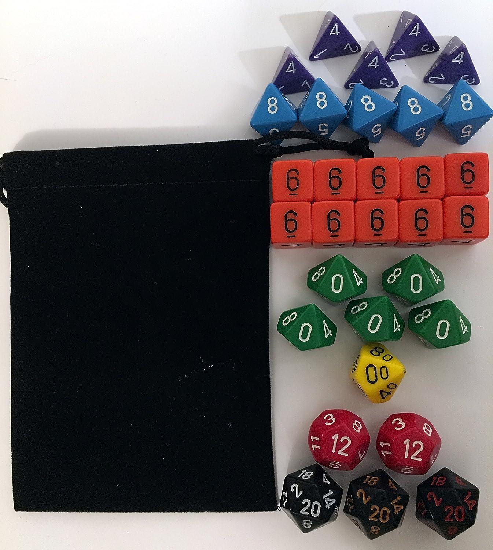 RPG Dice Rollsの究極のバッグ   B0778R6D3L