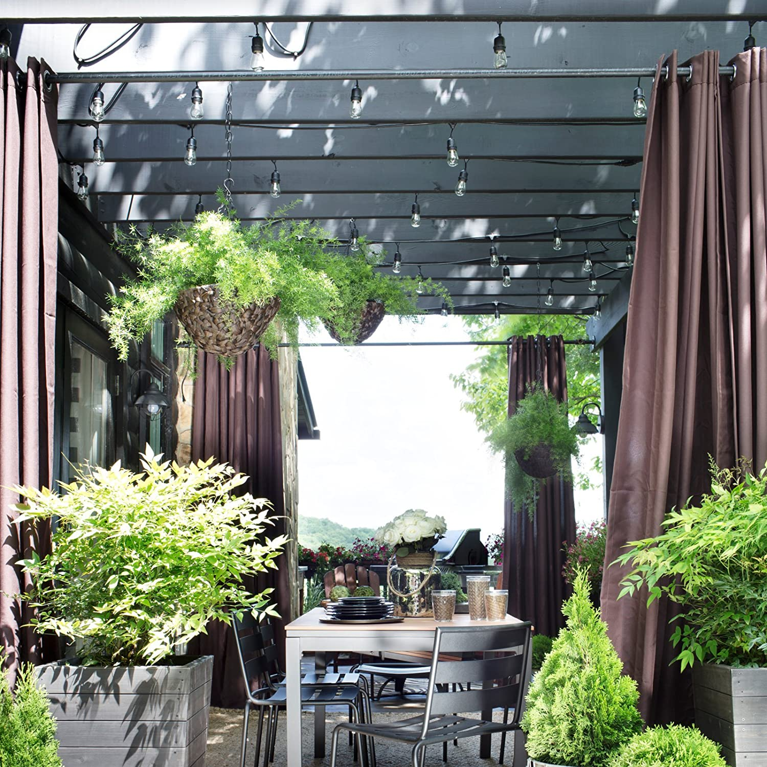 ikea curtains curtain patio pergola patrofi at co veloclub outdoor