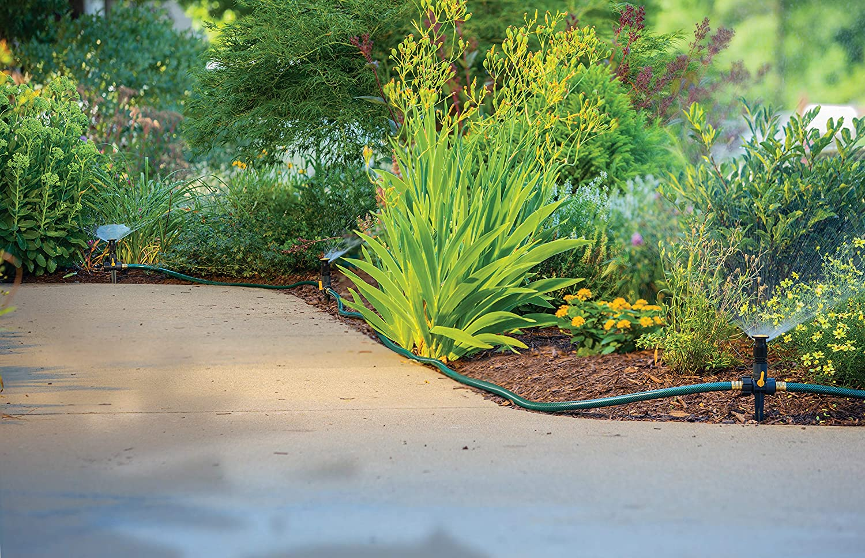 Melnor 65129-AMZ Multi-Adjustable 3-Pack Sprinklers : Garden & Outdoor