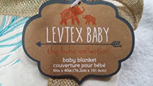 "Levtex Baby ""BoHo Collection"" Baby Blanket by Levtex"