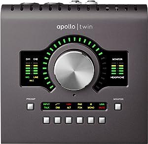 Universal Audio Apollo Twin MKII Quad (APLTWQII)