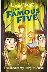 Five Have A Mystery To Solve: Book 20 (Famous Five series) Kindle Edition