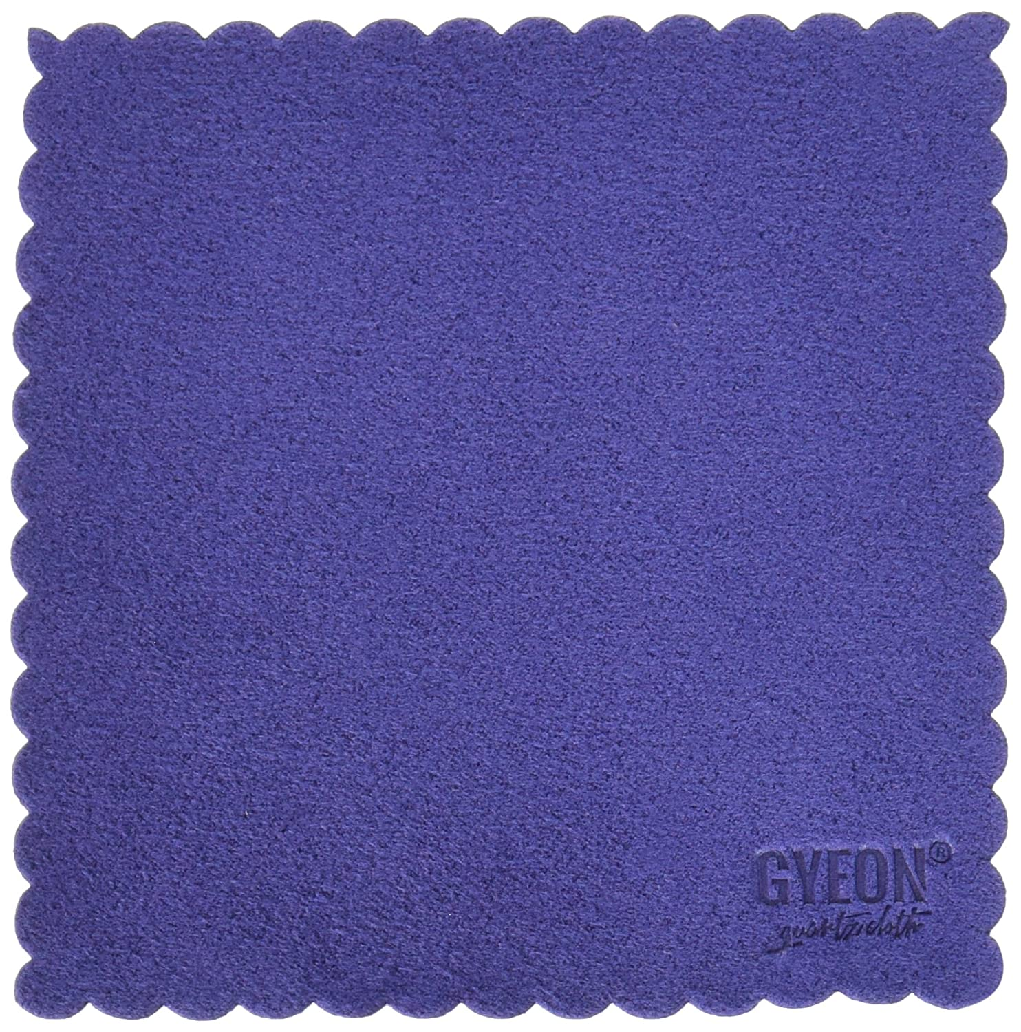 Gyeon Microfiber Suede Cloth 4' x 4' (10 pcs) FBA_GY-6003