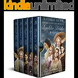Boulder Brides Box Set: Historical Western Romance