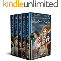 Boulder Brides Box Set: Historical Western Romance
