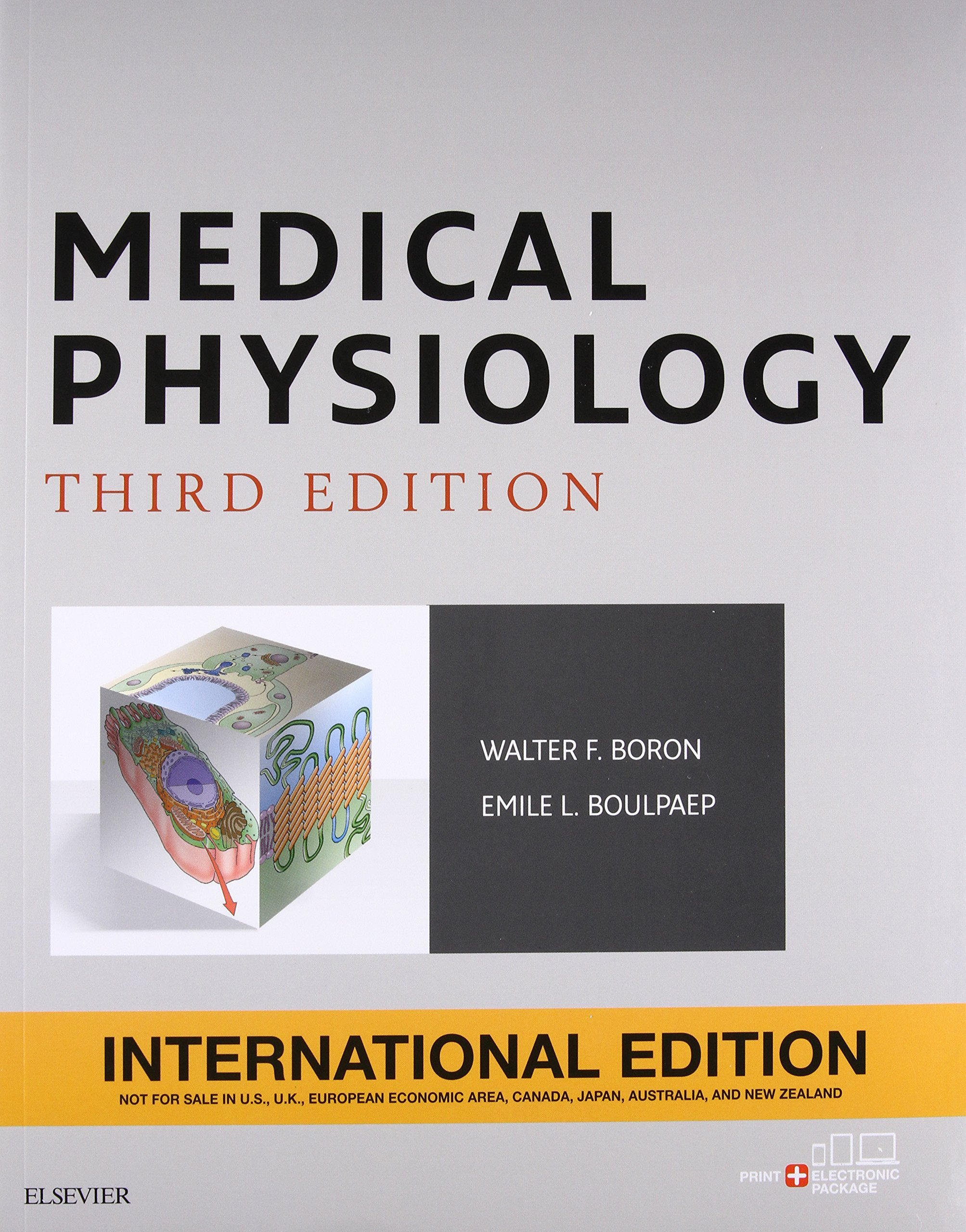 Buy Medical Physiology, International Edition Book Online at Low ...
