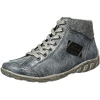Rieker L6540, Sneakers Hautes Femme