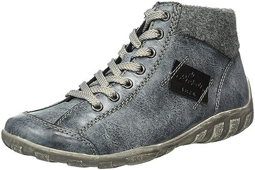 Herren Rieker Sneakers Blau Preisvergleich | MODINA