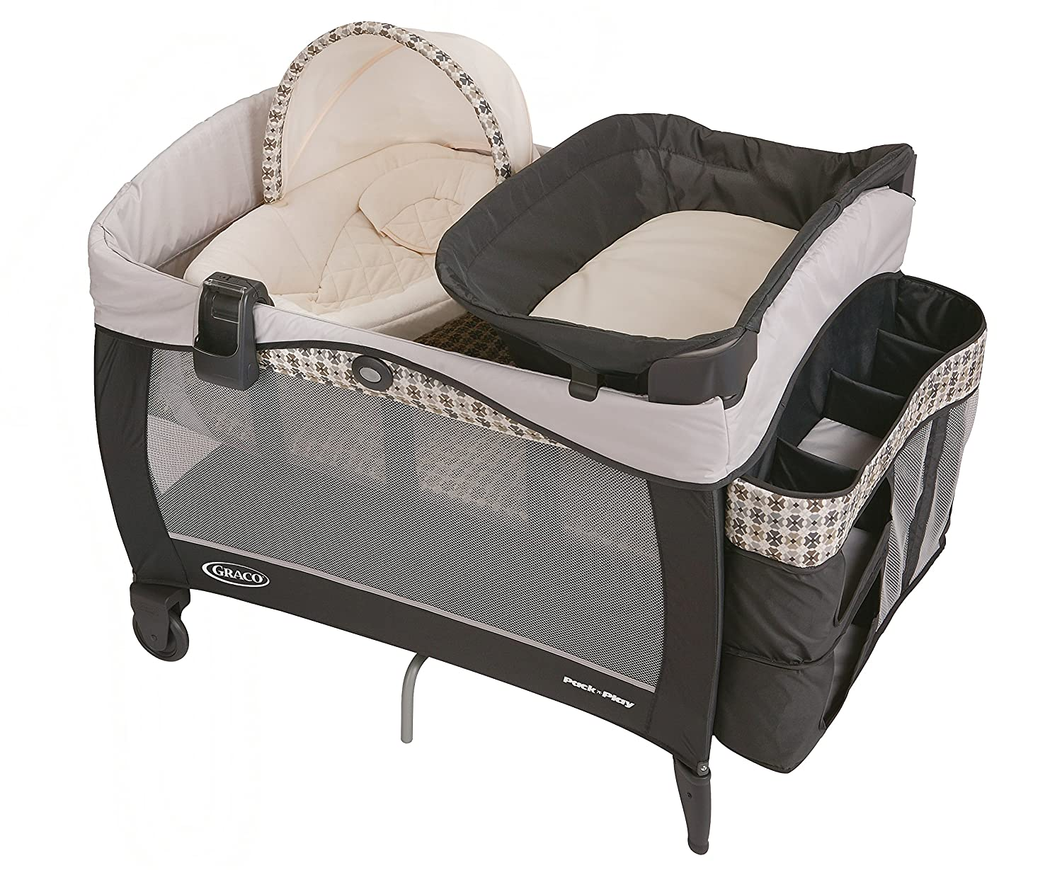 Graco Pack'N Play with Newborn Napper Elite, Vance