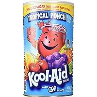 Kool Aid Tropical Punch 34 Quarts Worth or