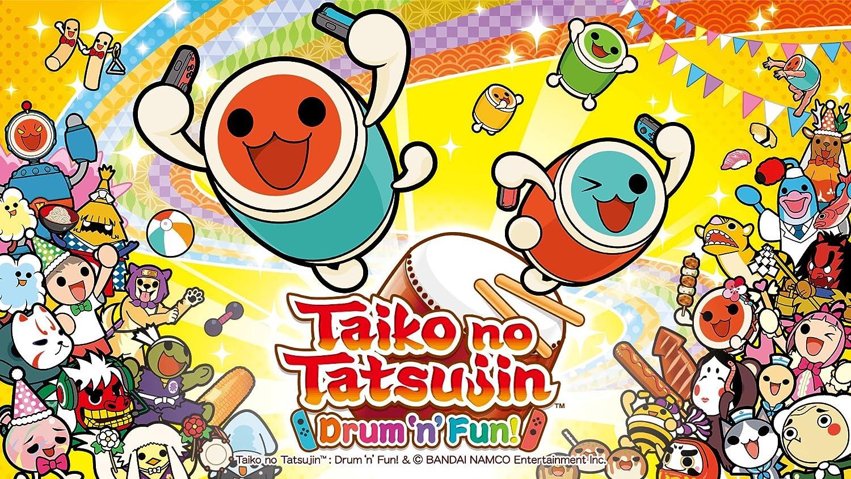 Taiko No Tatsujin: DrumnFun: Amazon.es: Videojuegos