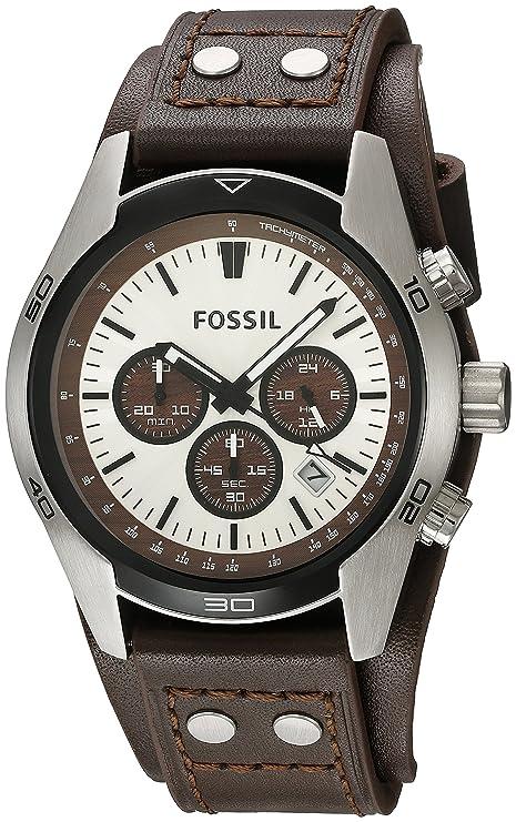 bbd4807fce90 Fossil CH2565 Coachman Chronograph - Reloj