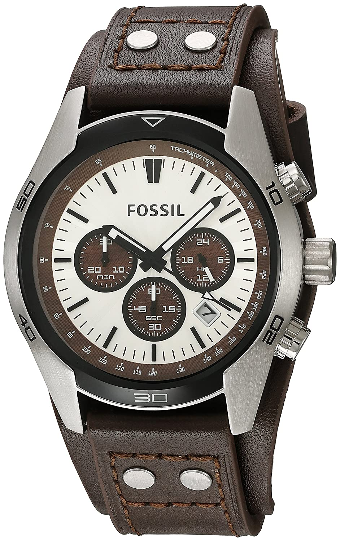 Fossil Coachman - Reloj de Pulsera para Hombre