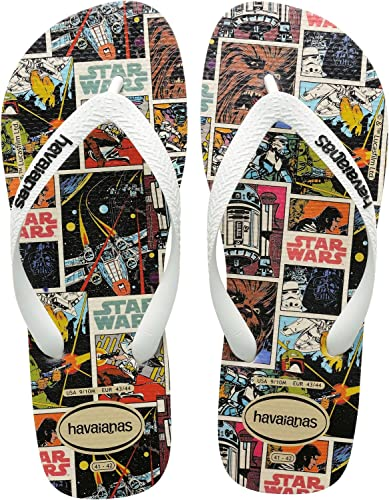 Havaianas Printed Flip Flops Men/Women Stars Wars