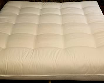 cotton cloud futons   all natural cotton queen size futon amazon    cotton cloud futons   all natural cotton queen size      rh   amazon