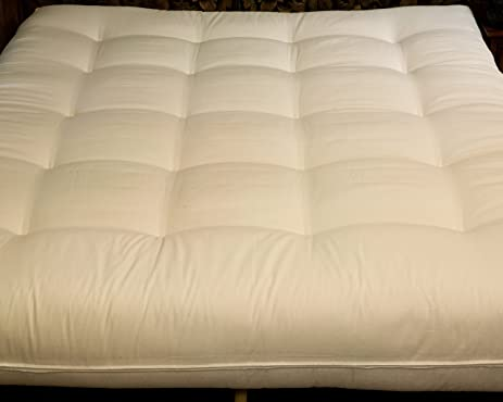 pioneer california king size futon  contains organic cotton amazon    pioneer california king size futon  contains organic      rh   amazon