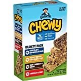 Quaker Chewy Granola Bars Chocolate Lovers 58ct Variety Pack