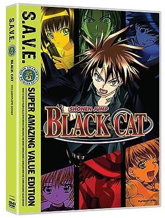 Amazon Com Black Cat The Complete Series S A V E Brandon Potter