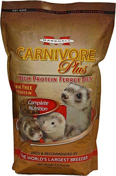 Top 10 Vitasun Ferret Food