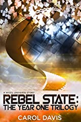Rebel State: The Year One Trilogy: A Wool Universe Story Kindle Edition