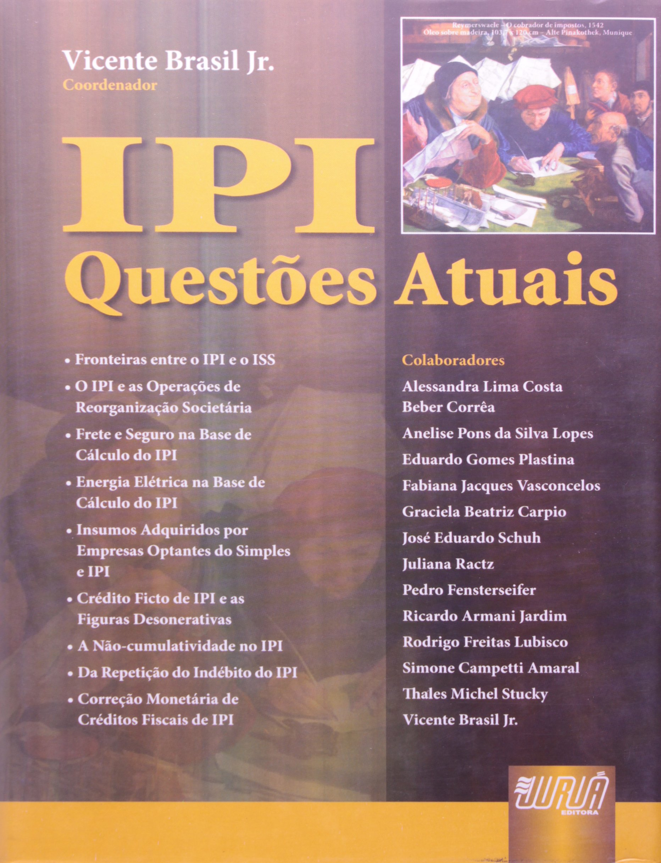 IPI. Questões Atuais - 9788536212449 - Livros na Amazon Brasil 8aaa0e0cdc