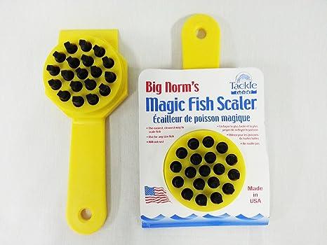 Big Norm/'s Magic Fish Scaler