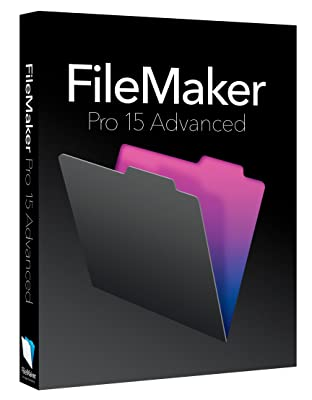 FileMaker Pro 15 Advanced Download Win Education [Online Code]