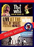 The Who - Special Edition [3 DVDs]