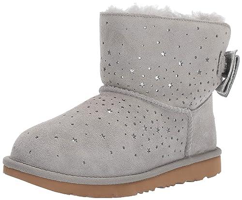UGG Bailey Bow II Marron Chaussures Boot Enfant 179,95 €