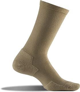 product image for Thorlos Experia Womens Women's Thorlos Experia Dress Thin Padded Crew Socks Sockshosiery, khaki, Small