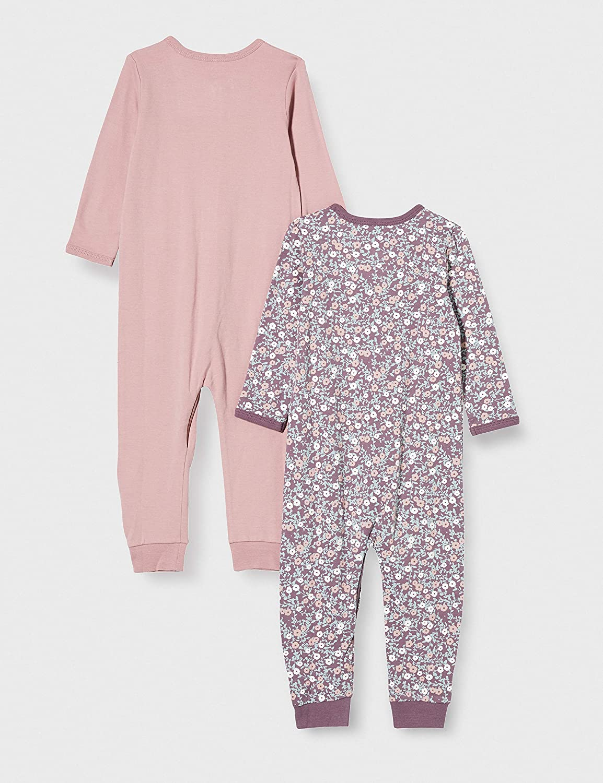 NAME IT NBFNIGHTSUIT Lot de 2 pyjamas B/éb/é gar/çon
