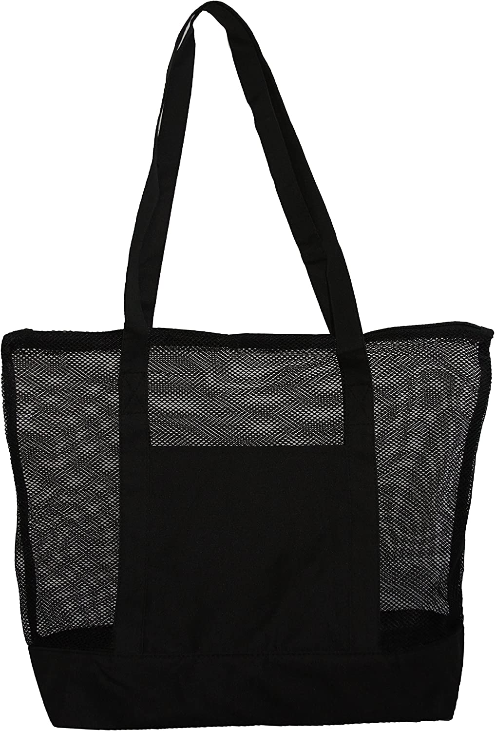 Bodek And Rhodes 80279300 1100 Gemline Select Zippered Tote Black One