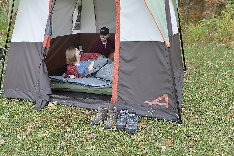 Amazoncom ALPS Mountaineering 5425021 Camp Creek Tent 4 Person